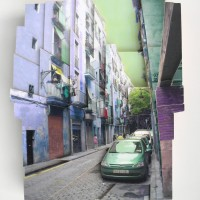 Barcelona #2, 27 x 36 x 6 cm