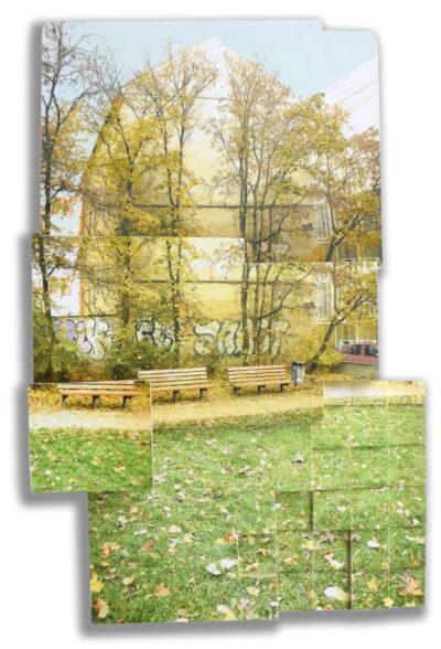 Playground, 2016  21 x 32 x 6 cm
